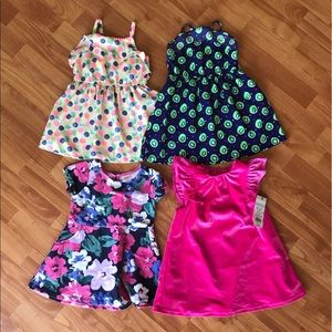 Cherokee Dresses - Dress Bundle  18 months